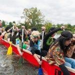 Festival dračích lodí ve Znojmě
