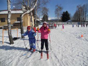 Pohledec - 25. ročník veřejných závodů v běhu na lyžích